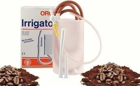 Darmreinigung mittels Kaffee-Einlauf.  Quelle: http://www.zentrum-der-gesundheit.de/kaffee-einlauf-ia.html
