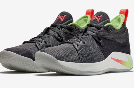 official photos b74e7 8943f Release Date  Nike PG 2 Hot Punch The Nike PG 2 Hot Punch is the