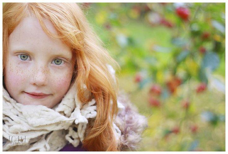 Autumn portrait.