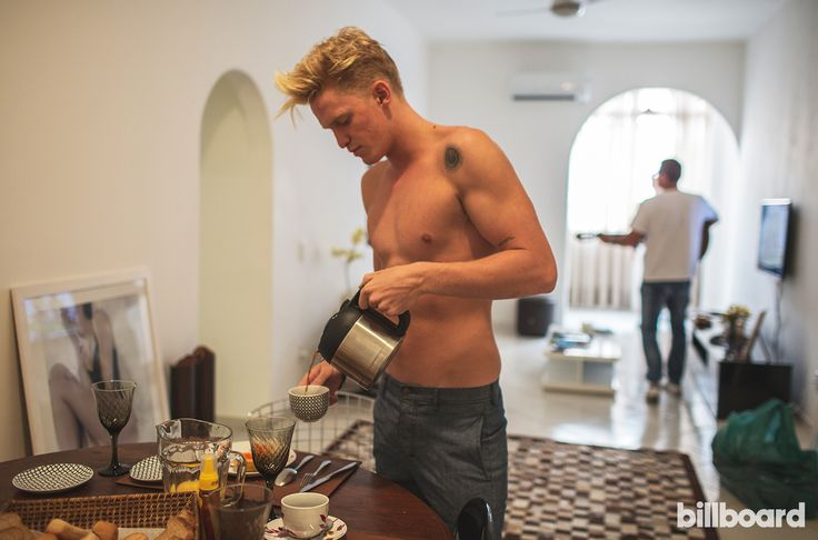 Cody Simpson at 2016 Rio Olympics: A Day In the Life | Billboard