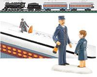 Lionel Polar Express Train Set - G Scale