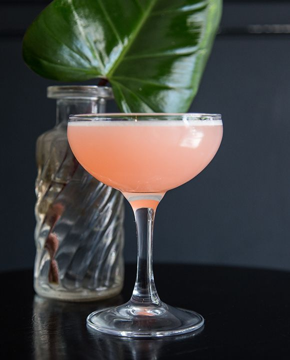 Spicy Dead Lady Cocktail