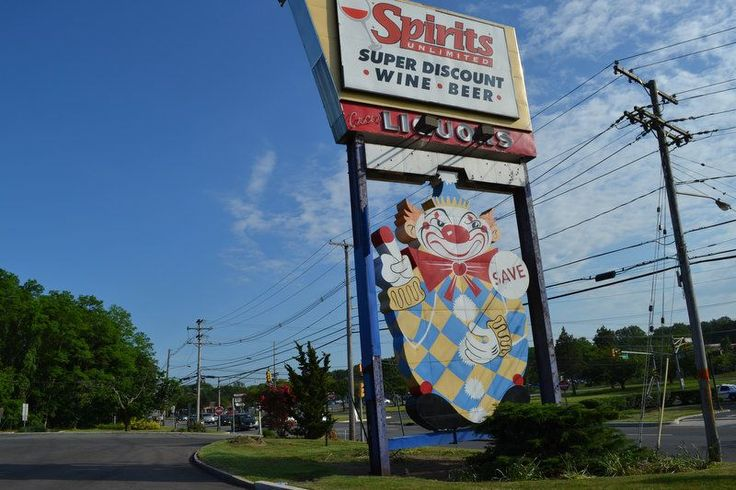 "Calico, the ""Evil Clown"" of Middletown, has stood watch over a portion of Route 35 for nearly 60 years."