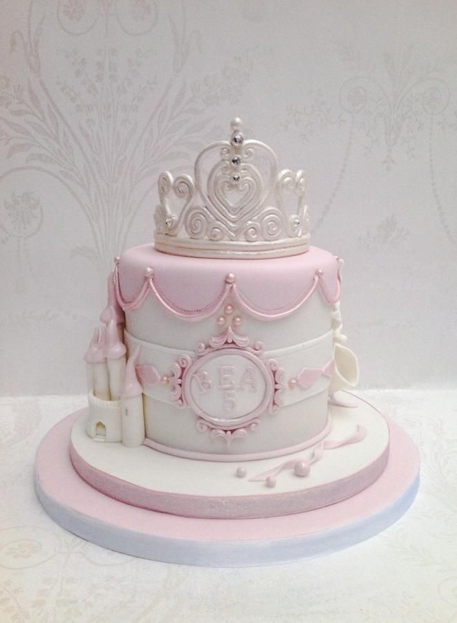 Fit for a Princess - Cake by Samantha s Cake Design ...