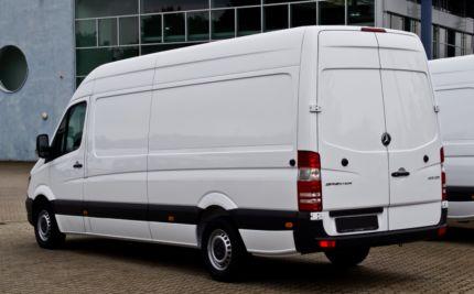Umzug-Transport-Möbel-Sprinter 3.5T mit Fahrer