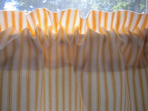 1000 Images About Ticking Stripe Curtains And Drapes On