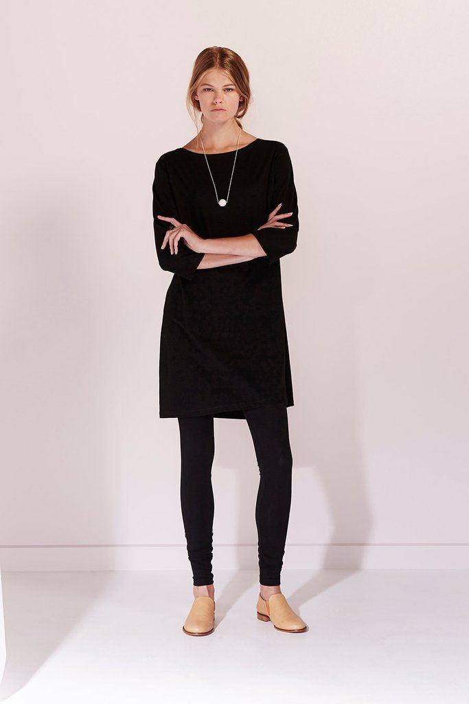 kowtow - 100% certified fair trade organic cotton clothing - Building Block Dresses