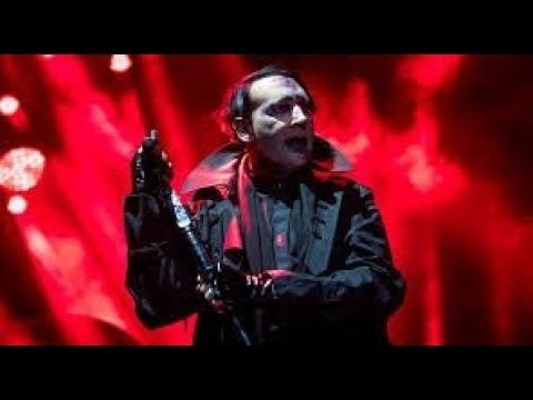 Marilyn Manson Ignites Bizarre T-Shirt War with Justin Bieber Many grow soft in their old age but that certainly is not the case for 48-year old Marilyn Manson who is sticking to his guns after pop star Justin Bieber used Manson's image on a t-shirt and told the rocker that he had made him relevant again. Apparently Manson didn't take too kindly to Bieber using his image without permission and then insulting him on top of that so he's now out telling anyone that will listen that Bieber is…