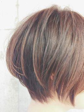 30代40代からのふんわり大人ボブ☆マイナス5歳カット☆ - 24時間いつでもWEB予約OK!ヘアスタイル10万点以上掲載!お気に入りの髪型、人気のヘアスタイルを探すならKirei Style[キレイスタイル]で。