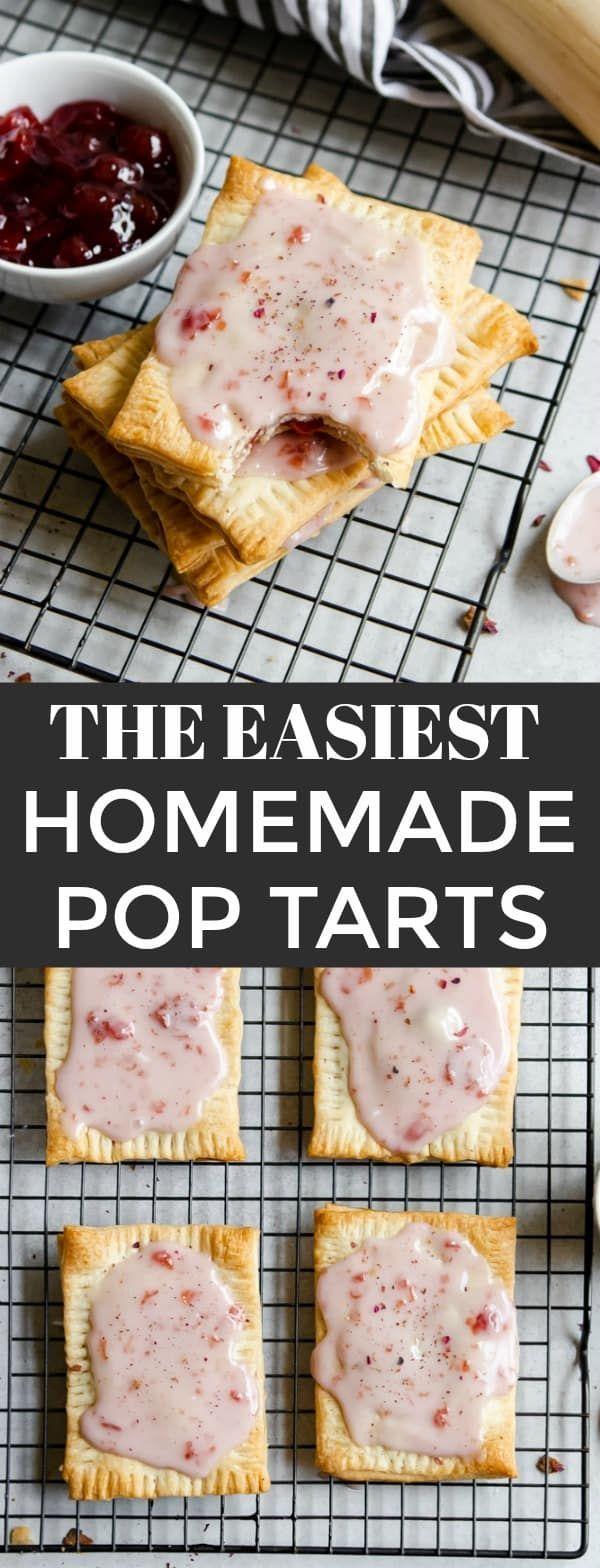 Auf der Suche nach den einfachsten hausgemachten Pop-Torten aller Zeiten ?! Suchen Sie nicht weiter! Diese Delikatessen …   – Breakfast On The Go