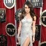 2012 SAG Awards: Lea Michele - Versace