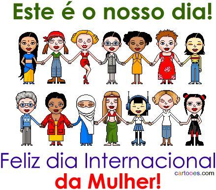 www.Dia das mulheres.com | Dia Internacional Da Mulher 8 de março