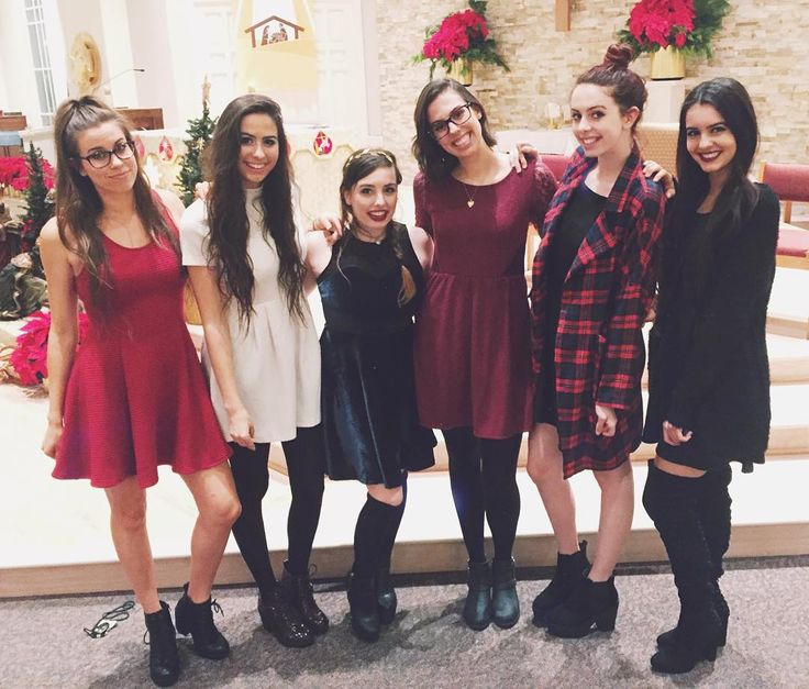 """Cimorelli on Instagram: """"Merry Christmas from our family to yours!! 🙏🏼🎅🏼🎄⛄️❄️☄"""""""