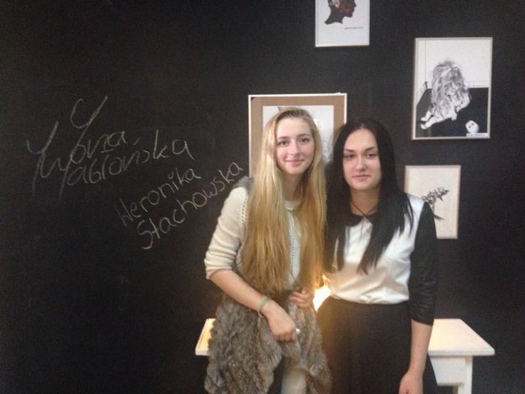 Wernisaż Iwony Jabłońskiej i Weroniki Stachowskiej w naszej Galerii na piętrze. 30 kwiecień 2015