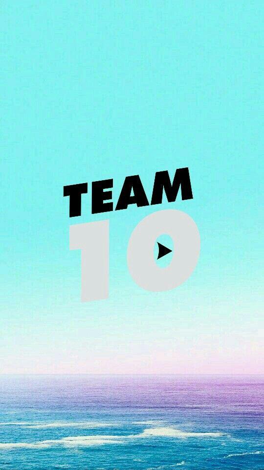 #iphone #team10 #wallpaper Team 10 iphone wallpaper