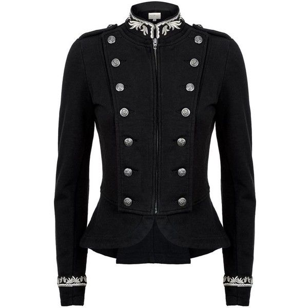 Denim & Supply Ralph Lauren Military Jacket (17.305 RUB) ❤ liked on Polyvore