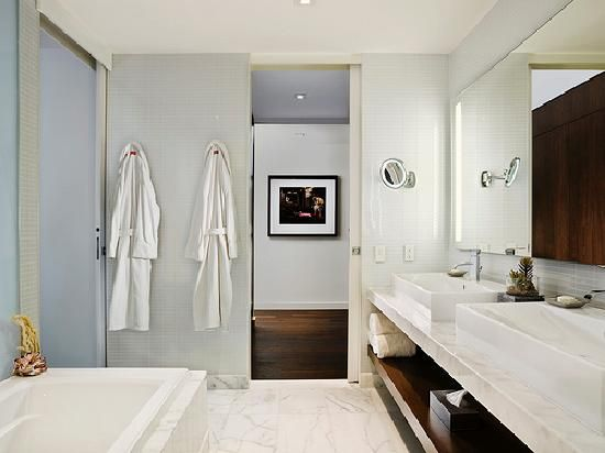 thompson hotel toronto bathroom - Google Search
