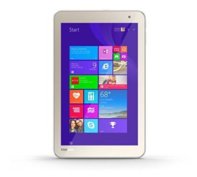 Toshiba Encore 2 WT8-B32CN 8.0-Inch 32 GB Tablet gold from Toshiba Tablets