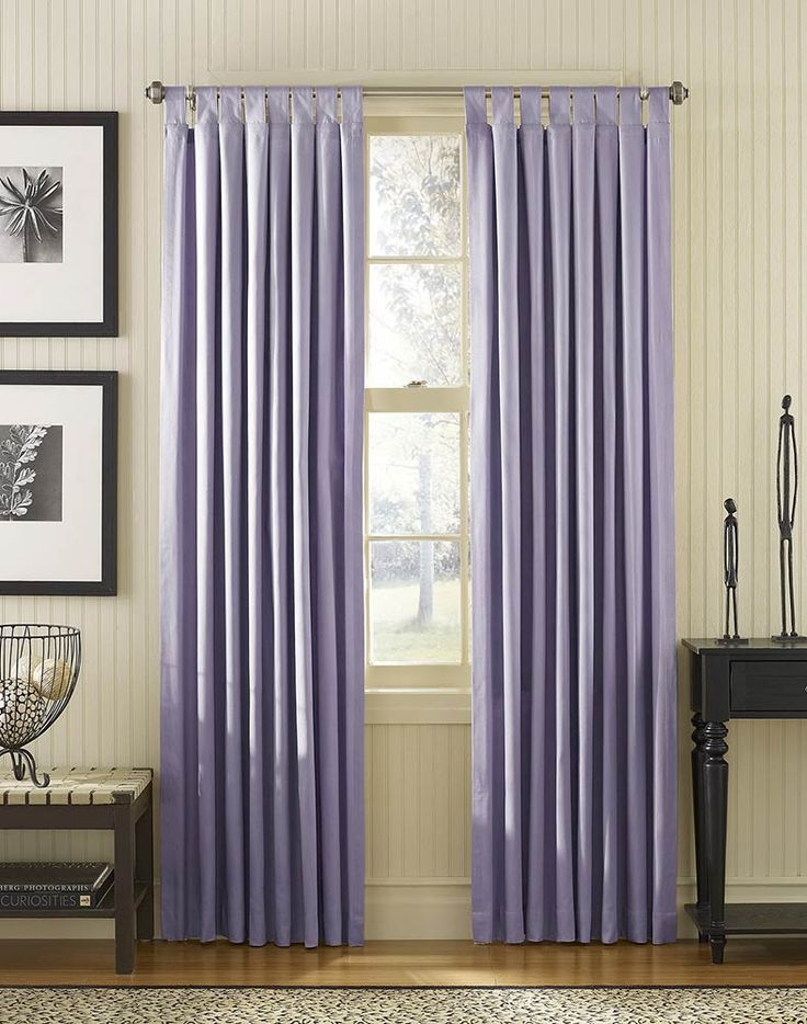 46 Best Curtains For Living Room Images On Pinterest