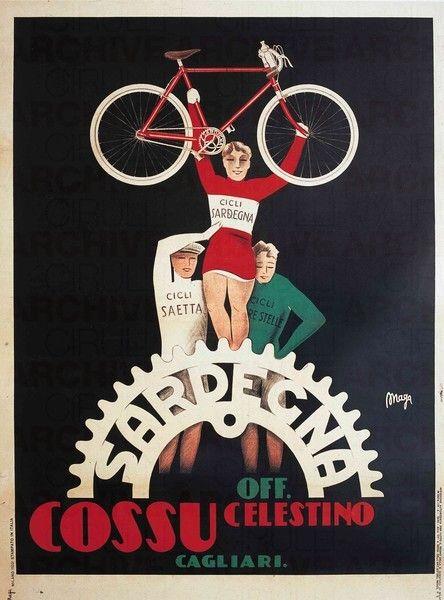 Archivio - MASSIMO & SONIA CIRULLI ARCHIVE italian visual, decorative and advertising art of XX century