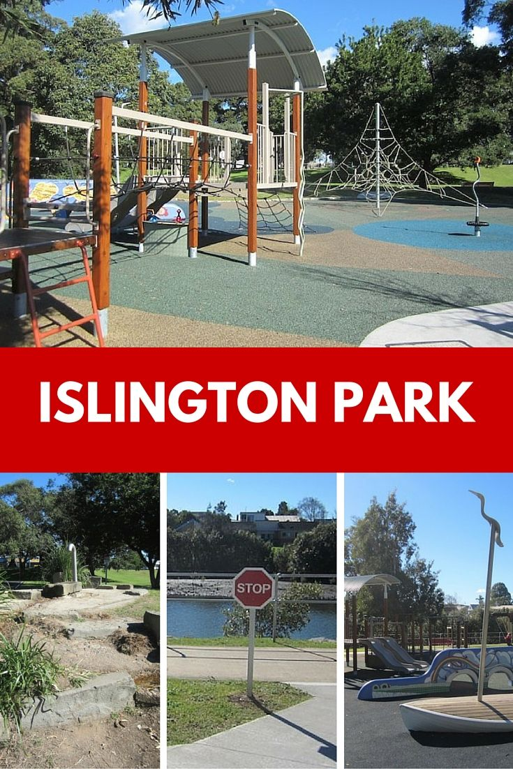 With lots of fun equipment a well as a scooter track, Islington Park is a great playground for kids of all ages.