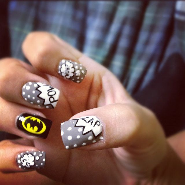 Batman nails !