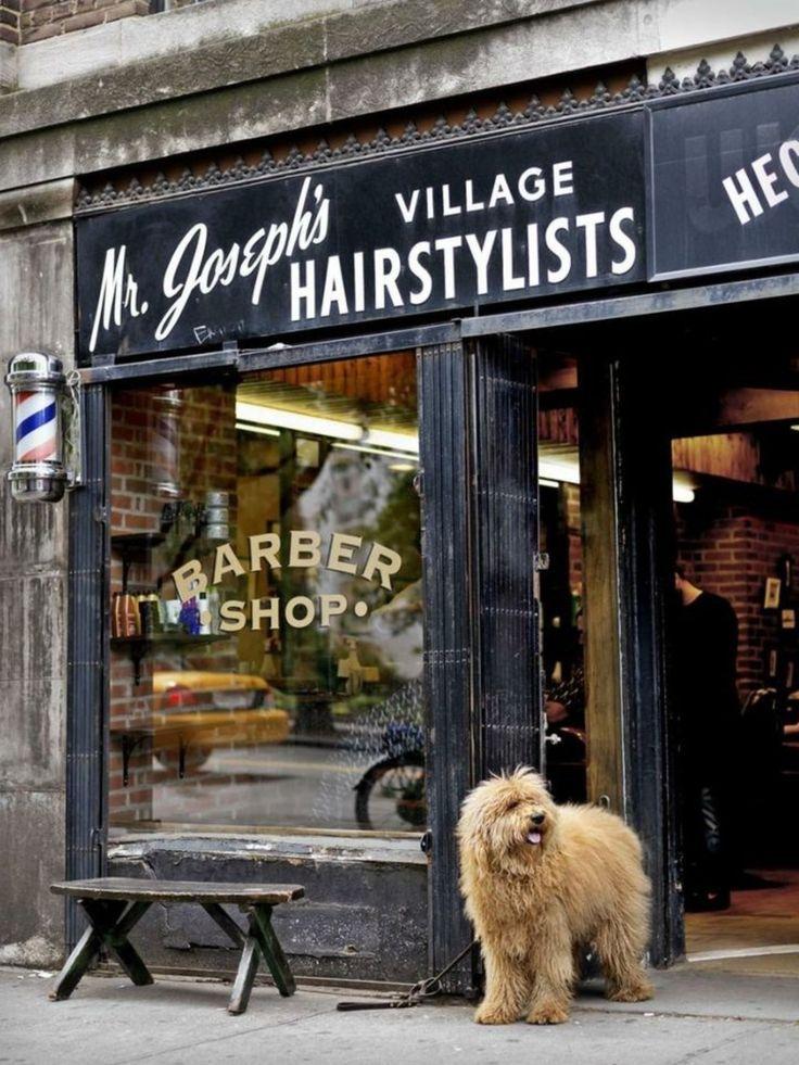 Awesome rustic retro look barber shop #vintage #retro #rustic
