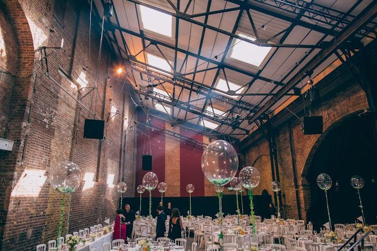 Village Underground - wedding venue, Shoreditch, London