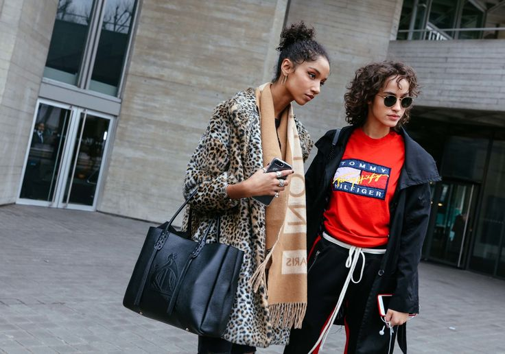 Phil Oh's Best Street Style Pics From London's Fall 2017 Shows #London  #StreetStyle  #Koshchenets