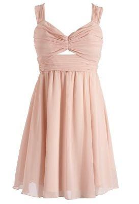 Lipsy Pixie Backless Babydoll Dress Profile Photo