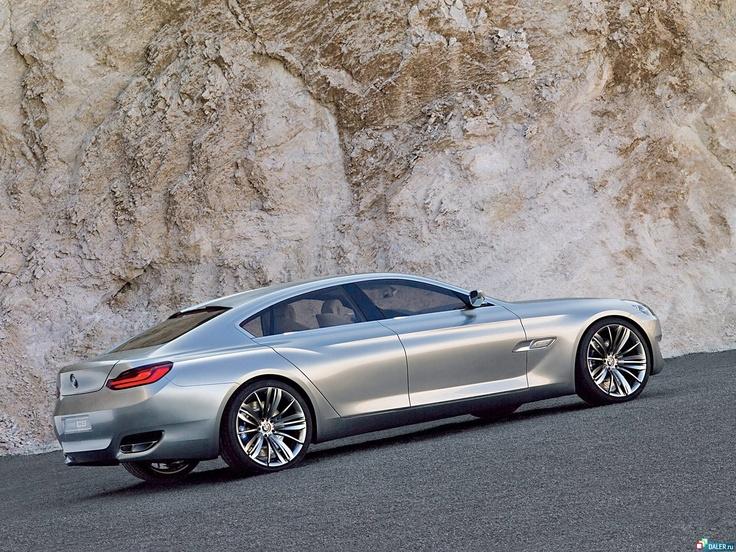 Концепт BMW CS
