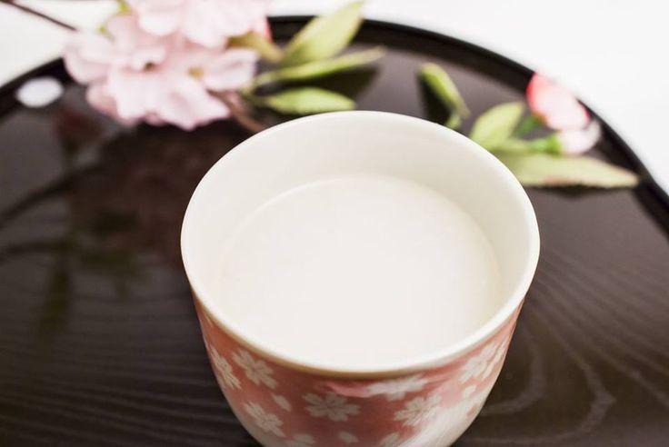 L'amazake 甘酒 hina matzuri