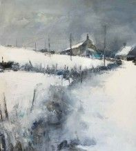 Hannah Woodman - Grey Winter