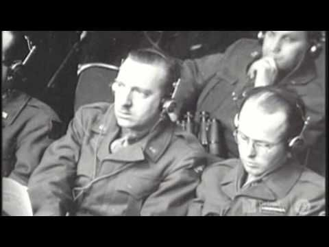 PBS Legacy Of War: The Nuremberg Trials Excerpt