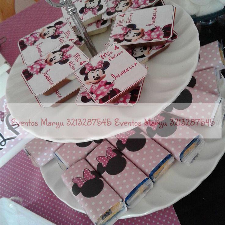 Nuncitas y galletas personalizadas