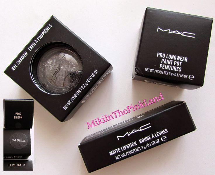 MikiInThePinkLand: #Haul @MACcosmetics: lipstick, paintpot e eyeshado... http://mikiinthepinkland.blogspot.it/2014/08/haul-maccosmetics-lipstick-paintpot-e.html