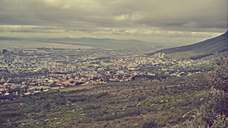 Beautiful Cape Town.