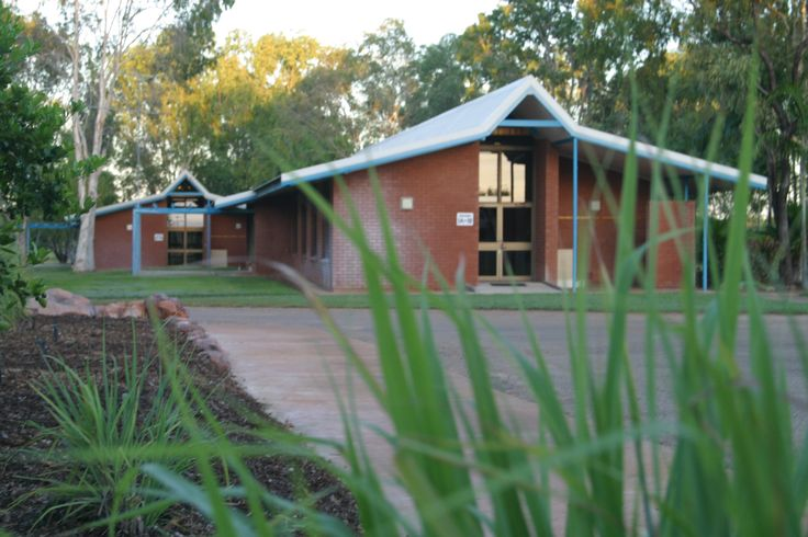Katherine campus in the Northern Territory