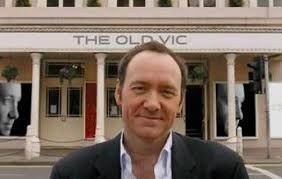 10] Spacey at his new home, the Old Vic in London. Click on the image to see his performance on the Old Vic stage http://maryemartintrilogies.com/house-cards/