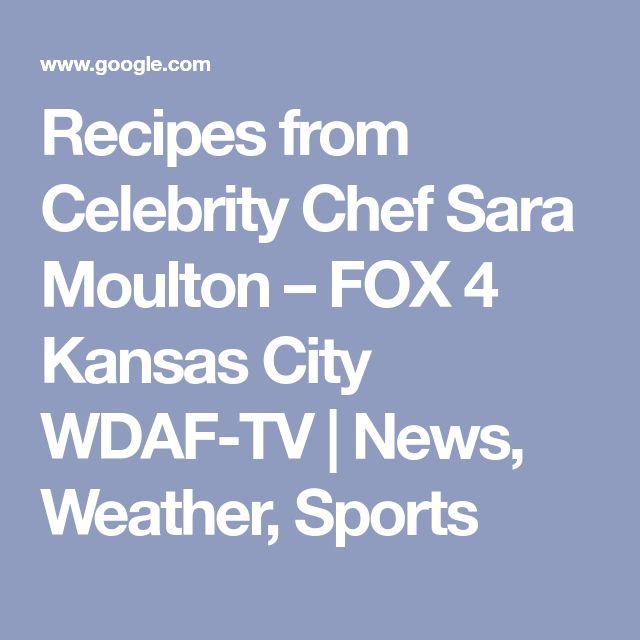 Recipes from Celebrity Chef Sara Moulton – FOX 4 Kansas City WDAF-TV   News, Weather, Sports