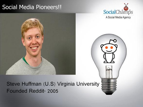 Steve Huffman - Reddit