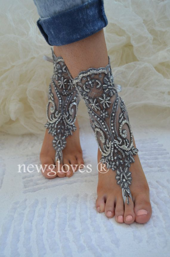 unique. smoked sandals. smoked unique Wedding sandals by newgloves, $49.00