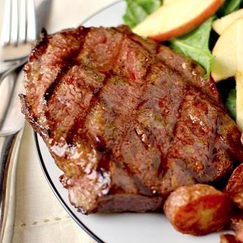 ... Steak/Beef on Pinterest | Steak marinades, Rib eye steak and Steak
