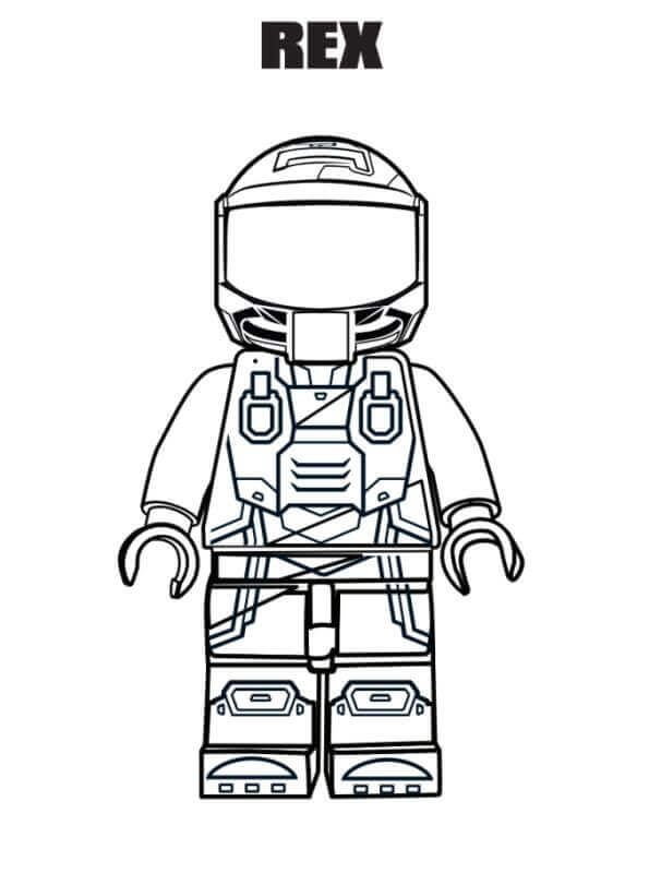 Free Printable The Lego Movie Second Chapter Coloring Page Rex Scribblefun Lego Movie Coloring Pages Lego Coloring Lego Coloring Pages
