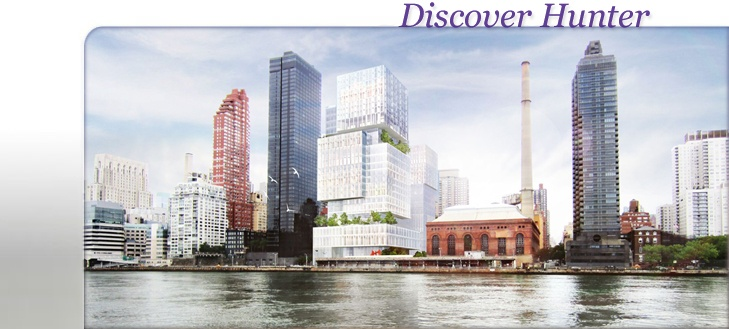 Bloomberg Cites Hunter's Planned State-of-the-Art Health Sciences Center in State of the City Speech http://www.payscale.com/research/US/School=CUNY_-_Hunter_College/Salary
