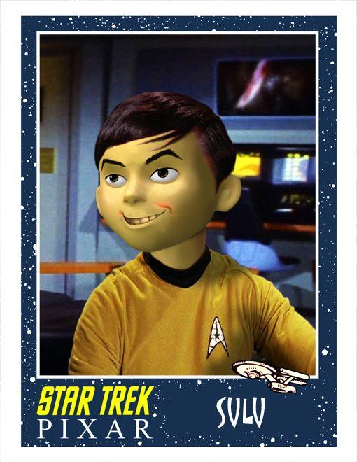 star trek pixar | Star Trek Pixar Zulu