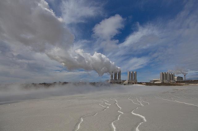 Reykjanes Geothermal by olgeir, via Flickr