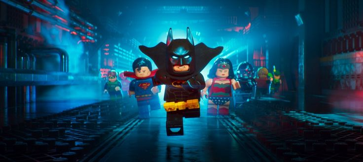 "9. ""The Lego Batman Movie"""