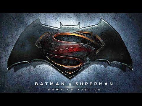 BATMAN V SUPERMAN - first trailer - YouTube