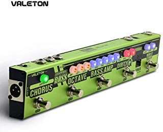 Valeton Dapper Bass Guitar Multi Effects Pedal Ves 2 Wholesale